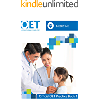 OET Medicine: Official OET Practice Book 1: For tests from 31 August 2019