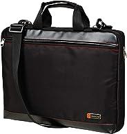Classone TL1300 Top Loading Serisi Notebook Çantası, Siyah