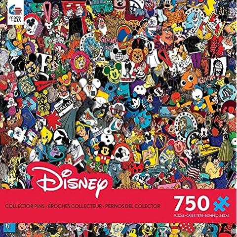 Ceaco Disney Photo Magic Pins Puzzle (750 Piece) by Ceaco