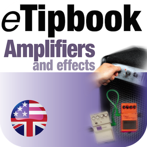 eTipbook Amplifiers and Effects Mobile Wireless Amp