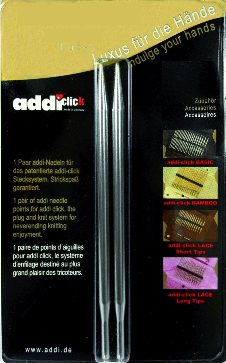 Addi Click Needle Tips Long Lace 3.5mm