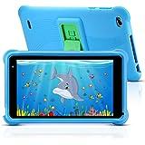 qunyiCO Tablet da 7 Pollici per Bambini 32GB Android 10.0 Go WiFi Fotocamera 2GB RAM HD Touch Screen 1024 * 600 Custodia a Pr
