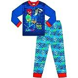 Jongens Pj Masker Blauw Lange Pyjama