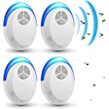 Innoo Tech Mosquito Repellent, Ultrasonic Pest Repeller, Electronic Indoor Pest Insects Repellent Plug in for Indoor Pest Con