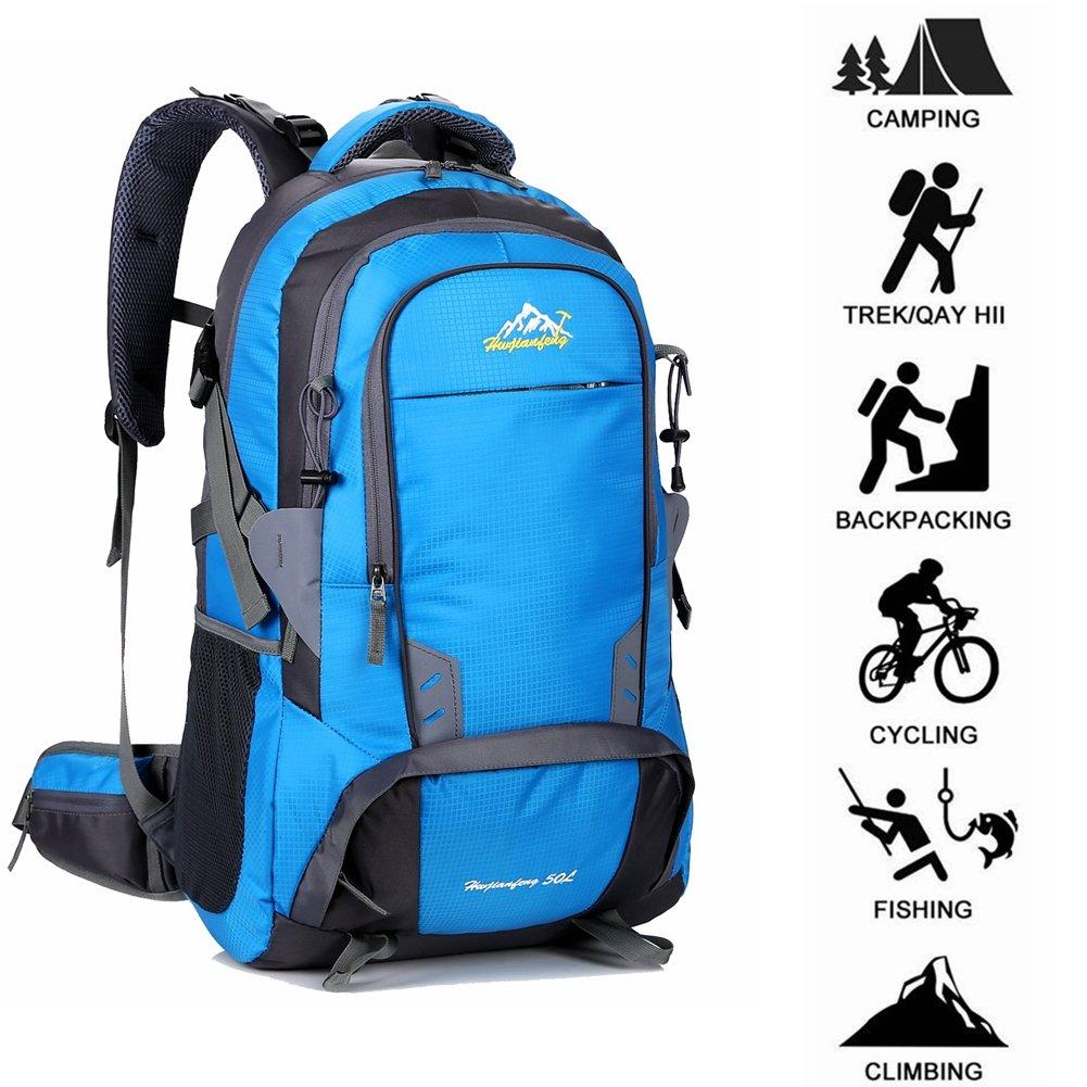 Sport allaperto e Ciclismo ANLD Multi-Funzione Zaino Outdoor Sport Grande capienza Zaino Outdoor per Il Tempo Libero Zaino Escursionismo Campeggio