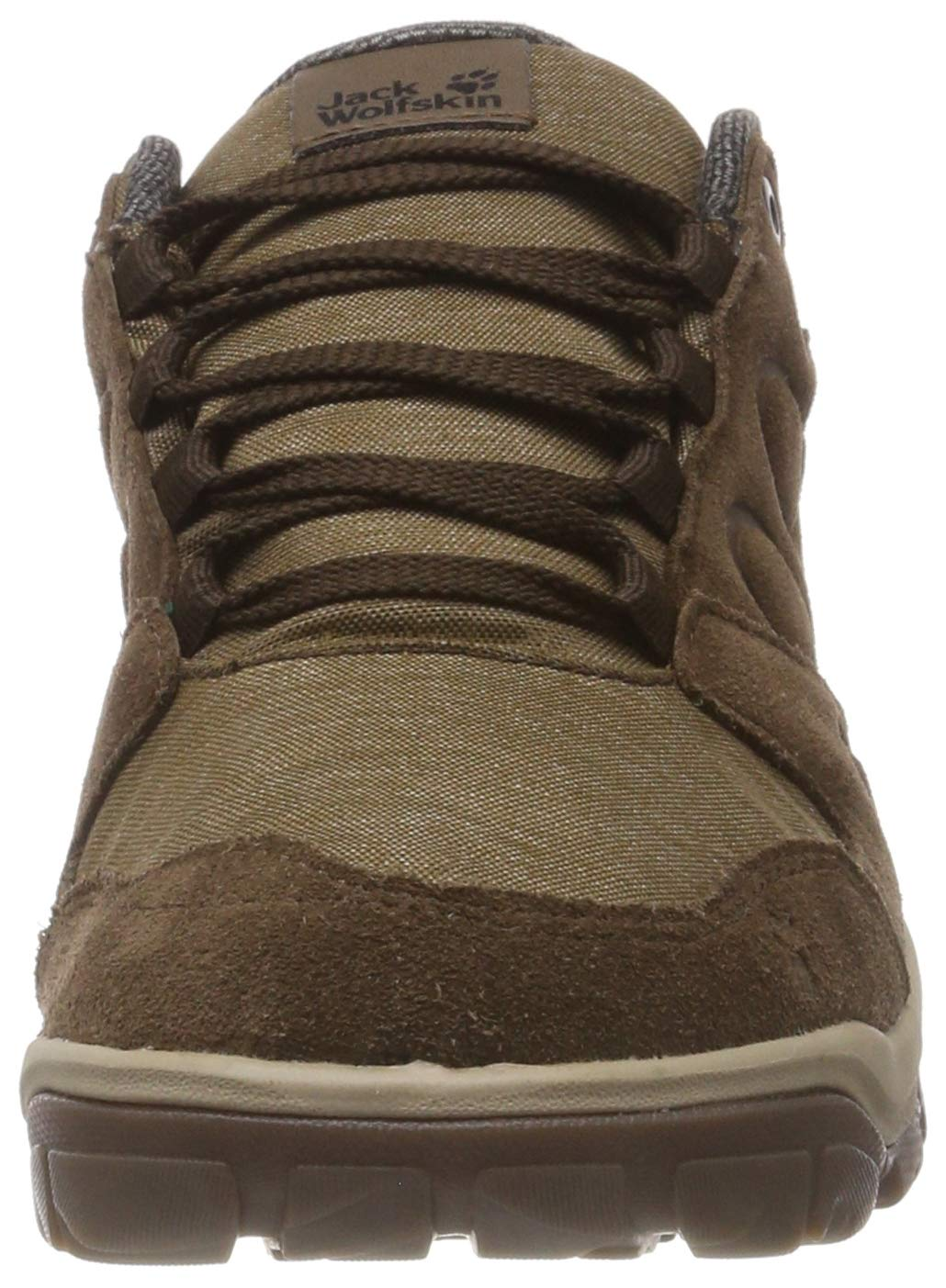Jack Wolfskin Men's Vancouver Texapore Low M Rise Hiking Shoes 4