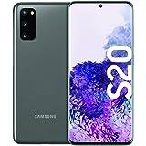 SAMSUNG G980F Galaxy S20 128 GB (Cosmic Gray) ohne Simlock, ohne Branding (Generalüberholt)