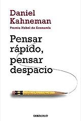 Pensar rapido, pensar despacio (ENSAYO-PSICOLOGIA) Taschenbuch
