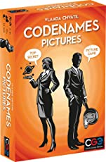 Czech Games Codenames Pictures Card Game
