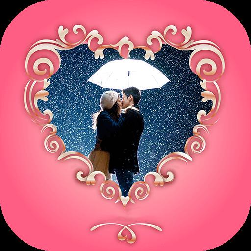 Romantic Love Photo Frames -