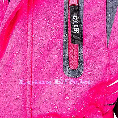 Skianzug Kinder Schneeanzug Jungen Mädchen Unisex Winteranzug Snowboard Winter | MQY-13 - 3