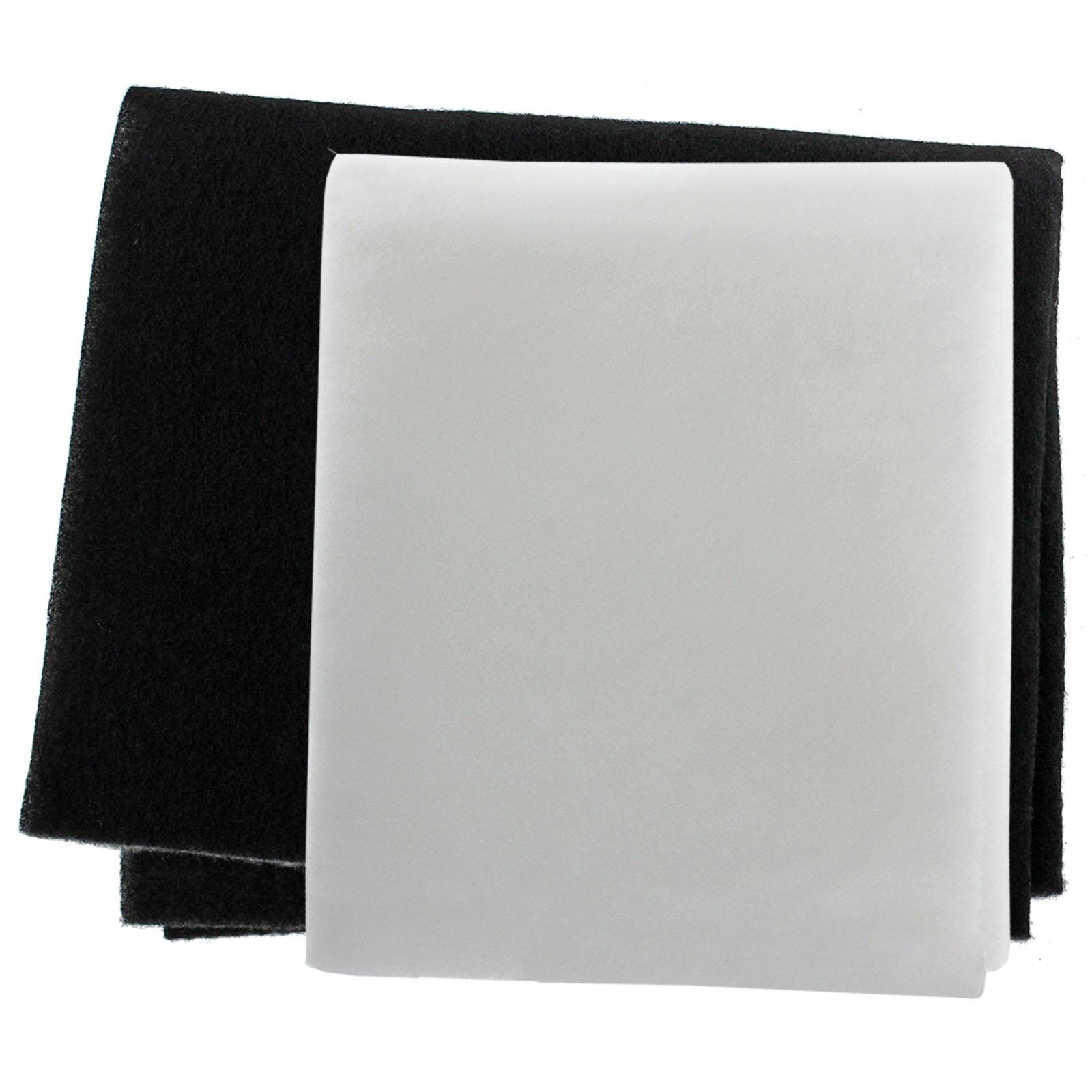 Spares2go filtro cappa Grease kit per elica ventilatore estrattore Vent (confezione da 2filtri, ta