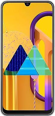 Samsung Galaxy M30s Dual SIM - 64 GB, 4 GB RAM, 4G LTE - White, UAE Version