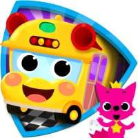 PINKFONG Car Town: Singen, Fahren und Malen!