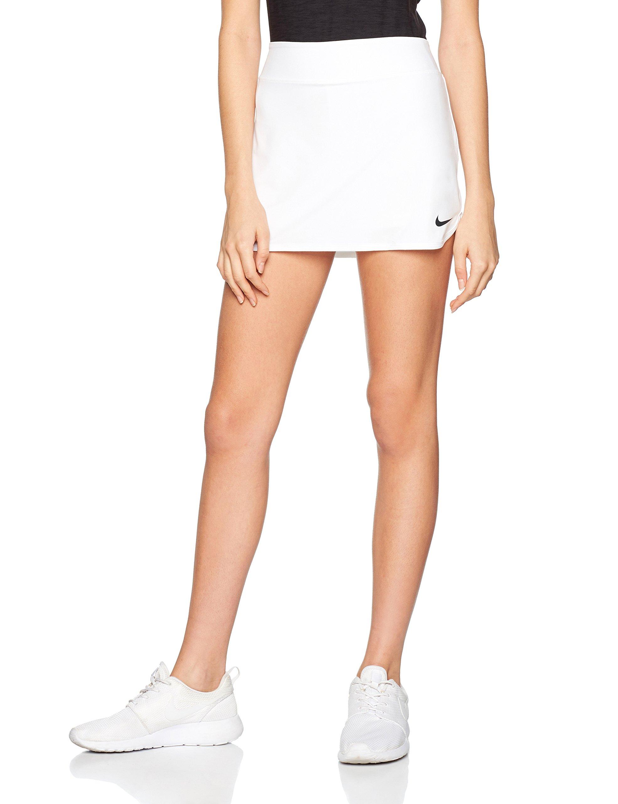Nike Pure, Falda de Tenis para Mujer