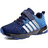 Thlppe Zapatillas de Deporte para niños, Zapatillas para Niño Zapatos Transpirables niñas Entrenadores Caminar Correr Trainer