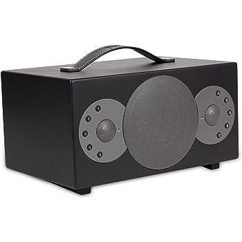 TIBO Sphere 4 - Portable Wireless (Bluetooth/Wi-Fi) Multi-room Hi-Fi Speaker with Internet Radio