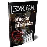 Escape game. Muerte en la mansión (LAROUSSE - Libros Ilustrados/ Prácticos - Ocio y naturaleza - Ocio)