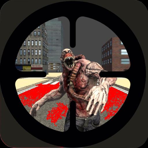 Zombie Kill Sniper Shot 3D