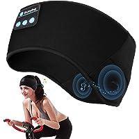 LC-dolida Bluetooth-Kopfband, atmungsaktiv, Bluetooth, Schlafkopfhörer zum Joggen, Schlafen, Walken und für Yoga…