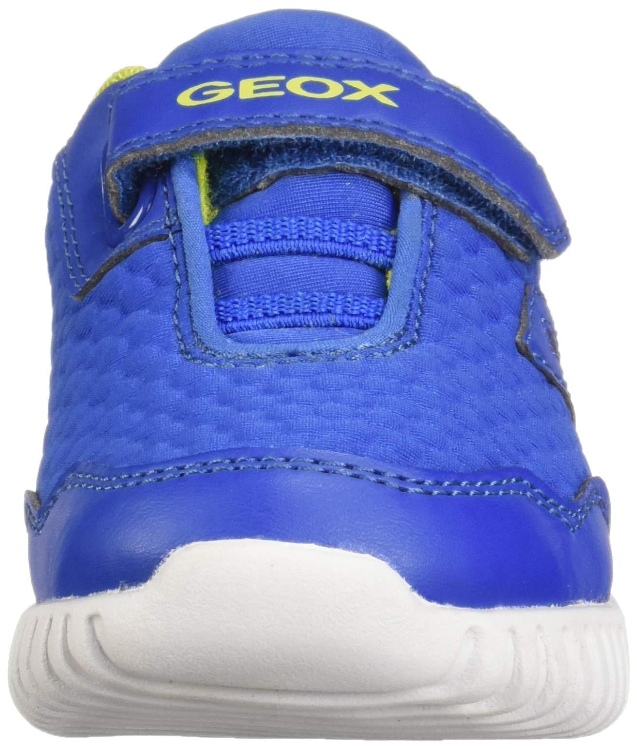 Geox B Waviness B, Scarpe da Ginnastica Basse Bimbo