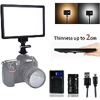 VILTROX L116T CRI 95 Bicolore LED Vidéo Lumière Photo Studio éclairage Panneau pour Canon Nikon Caméra Sony DSLR Appareil Photo