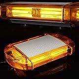 126 LED zwaailicht noodgevallenwaarschuwing knipperend auto vrachtwagen bouw LED dak mini bar stroboscoop waarschuwingslicht