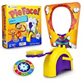 Tickles Cream Pie in The Face Game Fun Toy for Kids Adults