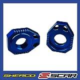 Kupplungszylinder Deckel Sherco Ser Sefr 125 250 300 450 Scar Blau Auto