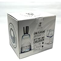 Gin Mare Mediterranean Gin 42,7% - 700ml in Giftbox with 2 glasses