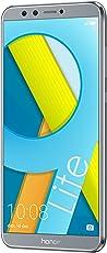 Honor 9 Lite Smartphone 4+64 GB (14,35 cm (5,65 Zoll) FHD+ Display, 64 GB interner Speicher und 4 GB RAM, Dual-Sim, Android 8.0) Glacier Grey