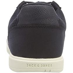JACK JONES Jfwbyson Mesh Mix Navy Blazer STS Zapatillas para Hombre