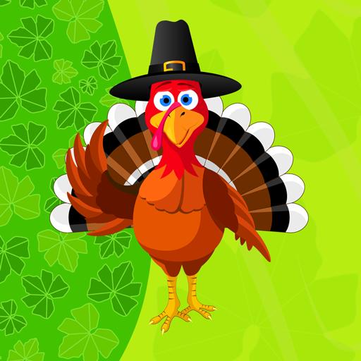 Pilger Hüte (Thanksgiving Karten)