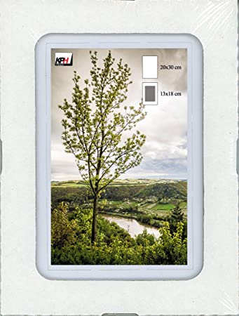 Rahmenlose Bilderhalter 20x30   Klarglas Bilderrahmen   Im 10er Pack (20x30)