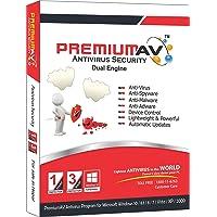 Premium AV Antivirus - 1 User 3 Year - Version Free Edition
