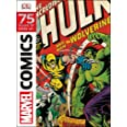 Marvel Comics 75 Years Of Cover Art: Includes 2 Amazing Prints