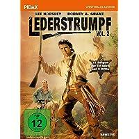Lederstrumpf, Vol. 2 (Hawkeye) / Weitere 11 Folgen der beliebten Abenteuerserie nach James Fenimore Cooper (Pidax Film…