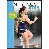 Step N Motion Cathe Friedrich Party Rockin Step Workout