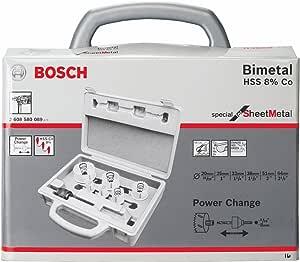 Bosch Professional 2608580089 Lochsäge Sheet Metal Lochsägen Set 6tlg Baumarkt