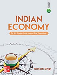 Indian Economy for Civil Services, Universities and Other Examinations (11th edition)