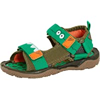 Strong Souls Boys Sports Sandals Open Toe Hiking Walking Shoes