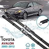 Autopart - Windscreen Wipers - Car Wiper Blade for Avalon XX30 2005 2006 2007 2008 2009 2010 2011 2012 Windscreen Windshield