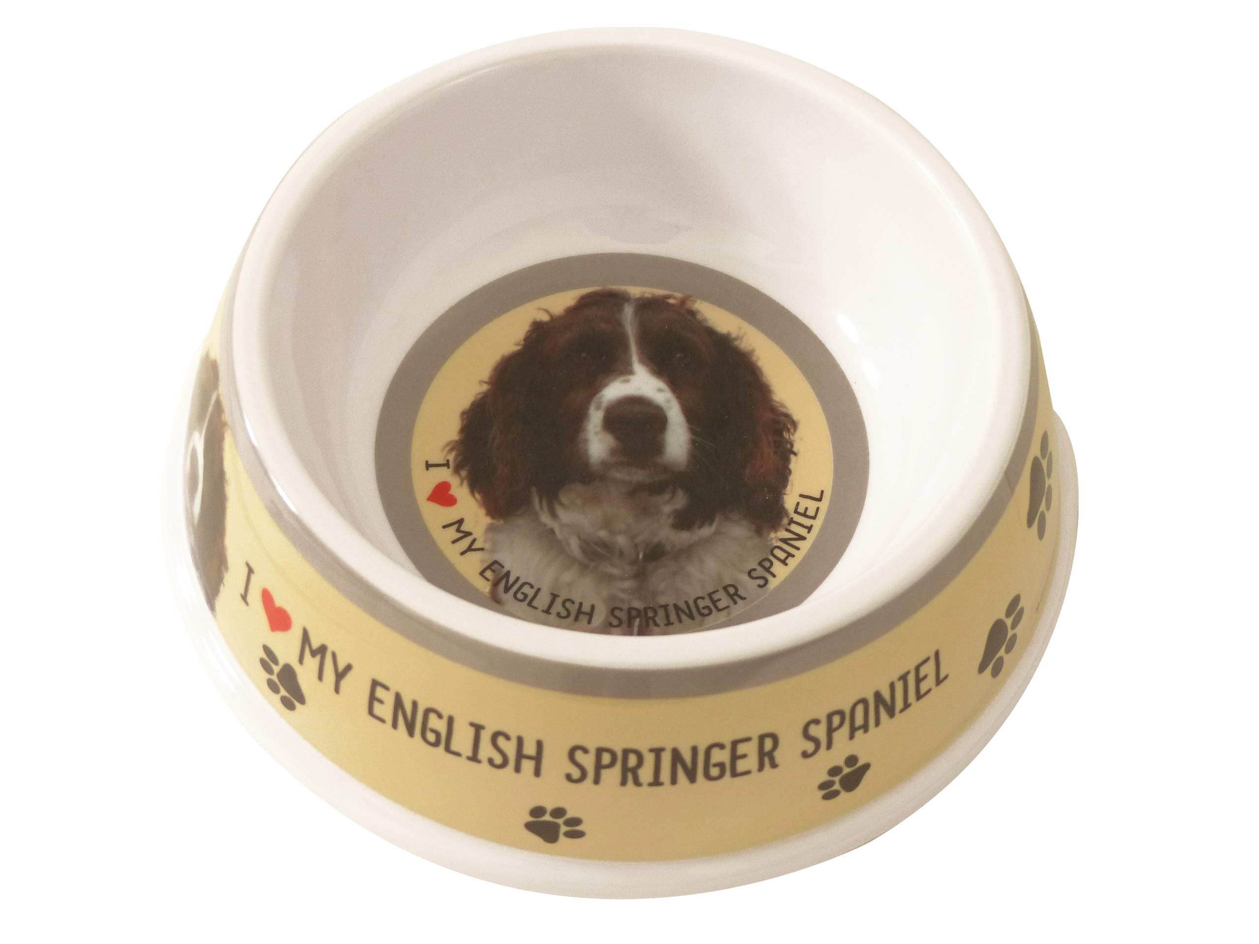 English Springer Spaniel Pet Bowl – Dog Bowl – 20cm