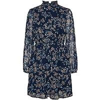 Vero Moda Vmvilde L/S Short Dress Exp Ga Vestito Donna
