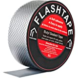 50mm(W) x 5M(L) Aluminium Butyl Lek Reparatie Tape, Zelfklevende Sterke Waterdichte Tape Hoge Temperatuur Proof Afdichting St