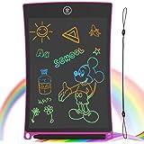 GUYUCOM Tavoletta per Scrittura LCD Schermo da 8,5 Pollici Schermo colorato Doodle Tavolo da Disegno Tavoletta Grafica…