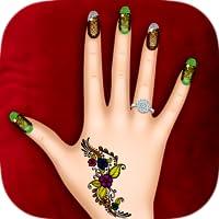 Nail art Nägel Maniküre - Spiel für Mädchen