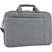 KROSER Laptop Tasche 15.6 Zoll Notebooktasche Aktentasche Tablet Tasche Schulter Umhängetasche Wasserabweisend Satchel…