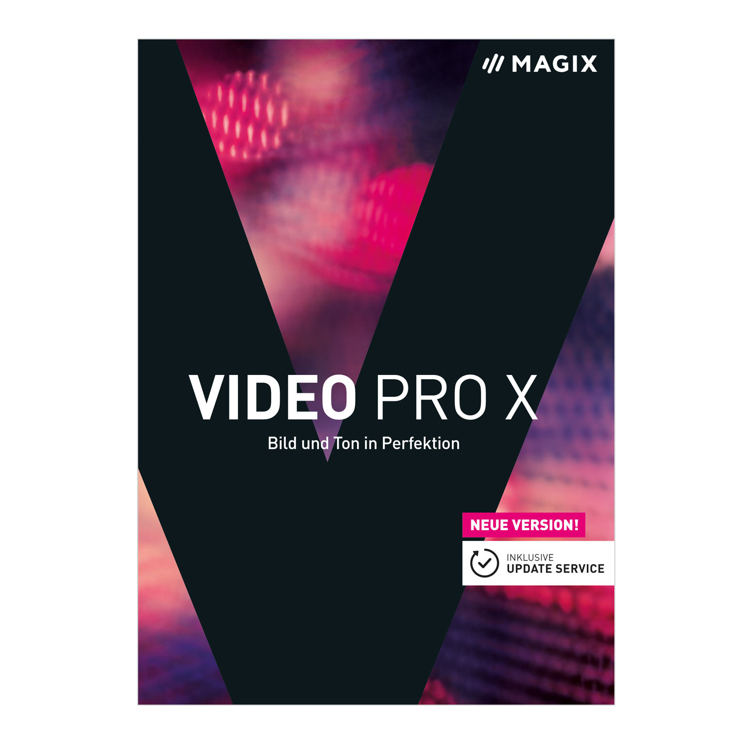 MAGIX Video Pro X – Version 9 – Professionelle Videobearbeitung in einer neuen Dimension [Download] (Microsoft Video-editing)