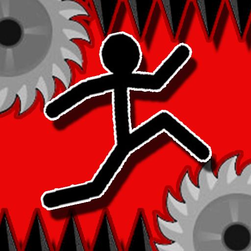 DUMB STICKMAN 3 : Kill Him Dash (a run to die doodle...